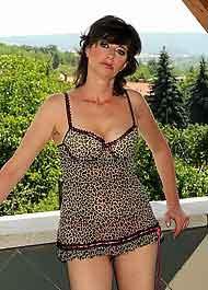 a woman from Saline, Michigan